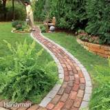 diy 20 garden path ideas garden pad the path pinterest