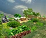 Modern luxury homes beautiful garden designs ideas.