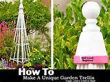 garden trellis 011514