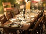 elegant party decorations for adults outdoor dinner party ideas