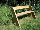 the aldo leopold bench is a very simple yet classic bench for any yard