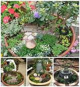 mini gardens home ideas pinterest