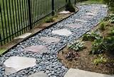 stepping stones for garden home design ideas