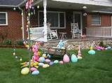 exclusive outdoor easter decorations family holiday
