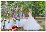 enchanted garden wedding party themes pinterest