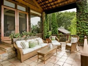 ... the Front Porch | Outdoor Spaces - Patio Ideas, Decks & Gardens | HGTV