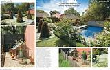 ideas magazine landscape design for backyard garden