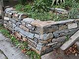 ideas stone garden design stone wall landscaping ideas natural stone