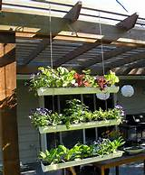 casa ideas para peque as terrazas y balcones plantar en canalones