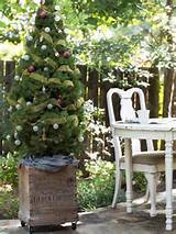 ideas for mobile christmas trees decorating home garden