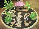 12 Photos of the Mini Fairy Garden Ideas