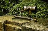 landscaping ideas water fountains waterfalls or garden ponds