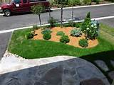 the simple front yard landscaping ideas