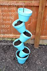 flower pot bird bath planters pinterest