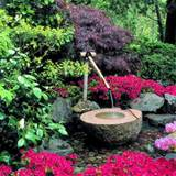 back yard water fountain ideas
