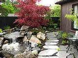 japanese garden design landscaping with ornamental grasses ideas ...