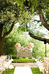 Gorgeous Rustic Outdoor Ceremony | Wedding Plans / Ideas | Pinterest