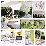 vintage garden party bridal shower by eat drink pretty the party image ...