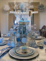 ... lovely fairy party ideas that would be great for a winter fairy party