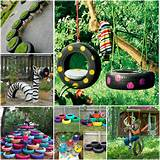 10 DIY Ideas of Reused Tires for Your Garden • 1001 Gardens
