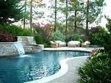 Best Modern Desert Landscaping Plants With Swimming Pool #2107 | House ...