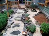 from japanese garden style design with cool rock garden design jpg