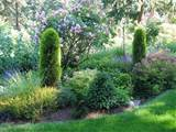 this garden for a lover of English Gardens who also wanted a little ...