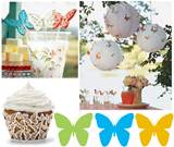 Butterfly Party Decor | Thoughtfully Simple