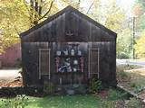 Rustic garden shed | outdoor ideas | Pinterest