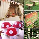 enchanted fairy garden party ideas pinterest