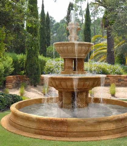 water fountain outdoor water fountains outdoor landscaping ideas