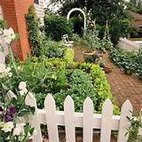 How cute is this garden path? More ideas for brick walkways: http ...