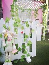 party decoration ideas at a Secret Garden Party! See more party ideas ...