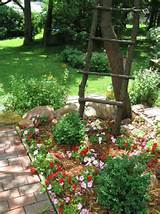 Garden Ideas on Pinterest | 77 Images on flower beds, spiral garden a ...