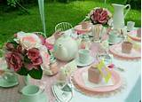 Group of: Kids Birthday Party Ideas: Garden Tea Party | We Heart It