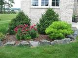flower beds desert landscape ideas simple rock garden flower bed