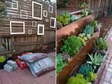diy make a small home garden from an old dresser