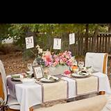 Outdoor Garden Party | Party Ideas | Pinterest