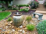 Small Garden Fountains Ideas