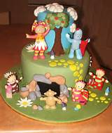 ... http://www.cakecentral.com/gallery/i/1425089/in-the-night-garden-cake