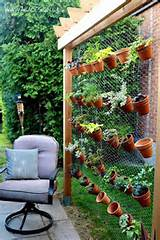 Simple and Inexpensive Garden Projects Realized With Clay Pots ...