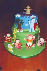 In the night garden cake - Cake Decorating Community - Cakes We Bake