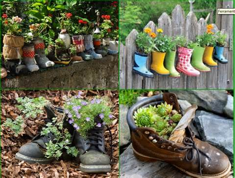 DIY Garden Ideas | So Creative Things | Creative DIY Projects