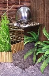 sphere fountain water feature cascade gardens ideas water fountain