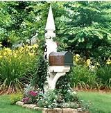 Mailbox garden | Garden | Pinterest
