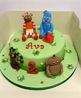 In the night garden birthday cake | Cakes | Pinterest