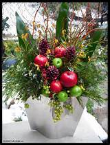 Winter container garden idea | garden | Pinterest