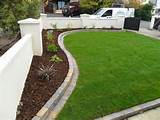 creative inexpensive landscape edging ideas new home decorations