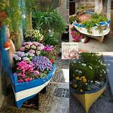 Lovely garden Container ideas | Outdoor Ideas & Designs... | Pinterest