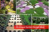 gardening ideas 30 Unique Garden Design Ideas